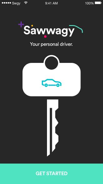 """تطبيق سواقي """"Sawwagy"""" لإدارة سائق العائلة وتتبعه على الخريطة"""